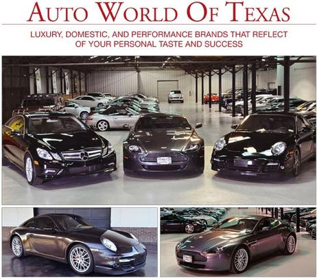 Auto World of Texas 2