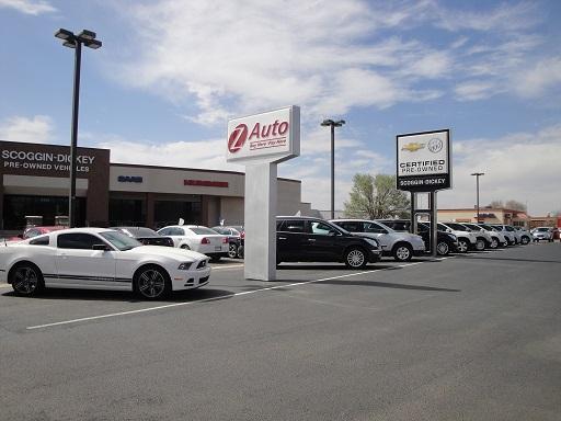 Car Dealerships In Lubbock Tx >> Scoggin Dickey Chevrolet Buick Subaru Car Dealership In
