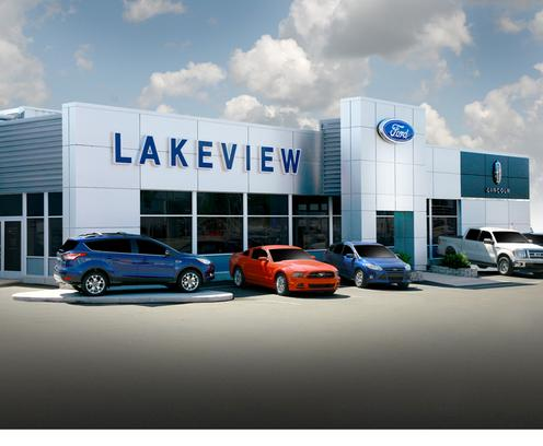 Lakeview Ford Lincoln Car Dealership In Battle Creek Mi 49037