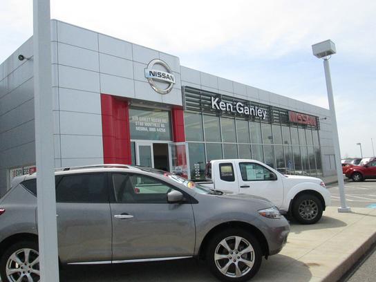 Ken Ganley Nissan car dealership in Medina, OH 44256-9653 | Kelley
