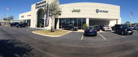 Napleton Clermont Chrysler Jeep Dodge RAM car dealership in Clermont
