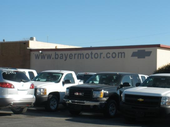 Bayer Chevrolet Ford GMC Buick 1
