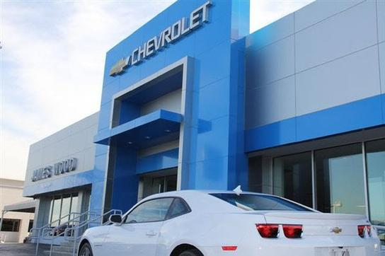 James Wood Chevrolet >> James Wood Autopark Car Dealership In Denton Tx 76206 Kelley Blue