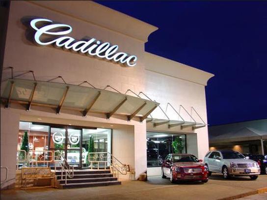 James Wood AutoPark car dealership in Denton, TX 76206 ...