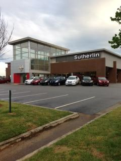 Sutherlin Nissan Mall of Georgia 2
