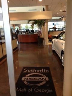 Sutherlin Nissan Mall Of Georgia Car Dealership In Buford, GA 30519 |  Kelley Blue Book