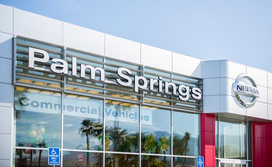 Nissan Palm Springs >> Palm Springs Nissan Car Dealership In Cathedral City Ca 92234 6538