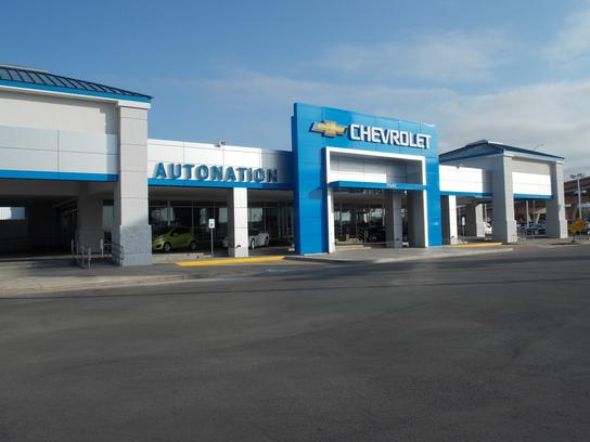 AutoNation Chevrolet North Richland Hills 3