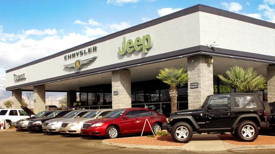 Great Larry H. Miller Chrysler Jeep Tucson