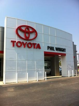 Phil Wright Toyota 1
