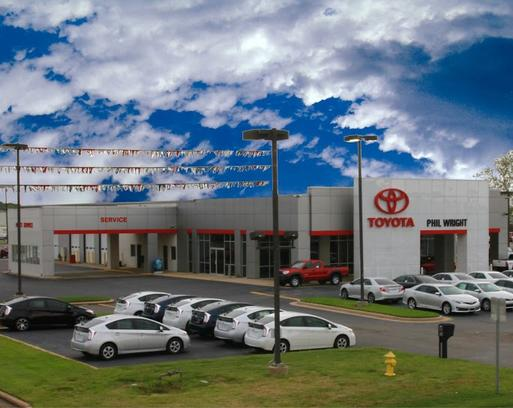 Phil Wright Toyota
