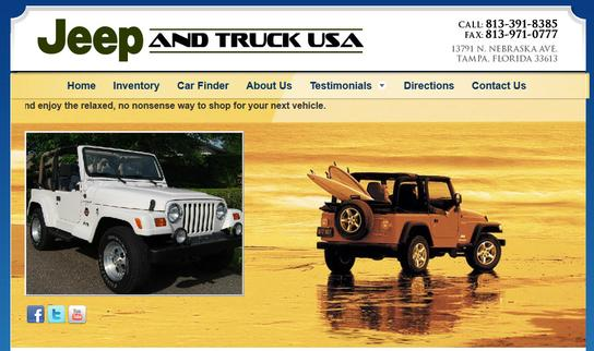 Jeep and Truck USA