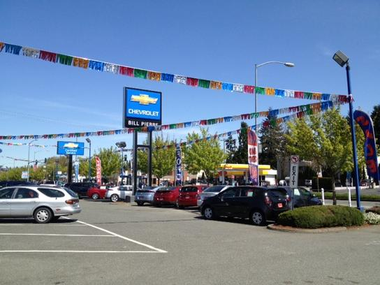 Bill Pierre Chevrolet >> Bill Pierre Chevrolet Car Dealership In Seattle Wa 98125 Kelley