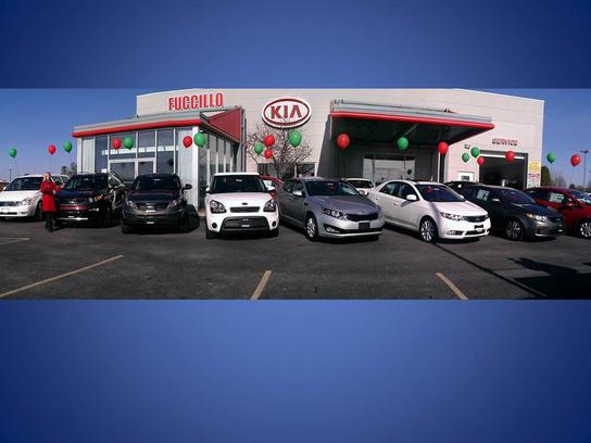Fuccillo Kia Greece >> Fuccillo Kia Of Clay Car Dealership In Clay Ny 13090