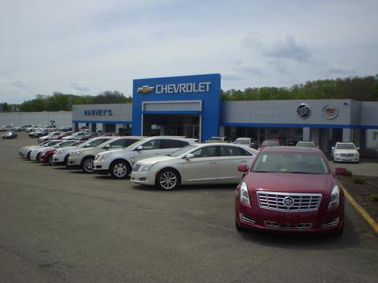 Harvey's Chevrolet Cadillac Buick and Chevrolet Truck