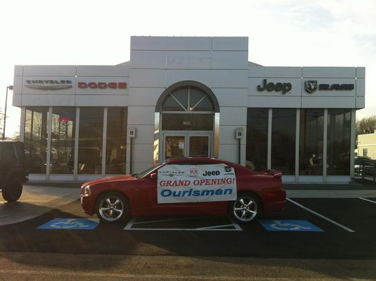 Ourisman Chrysler Dodge Jeep Ram