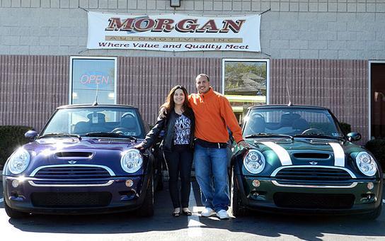 Morgan Automotive Car Dealership In Manheim Pa 17545 Kelley Blue Book