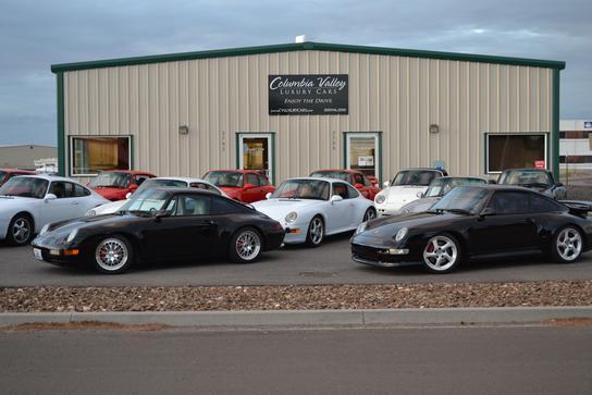 Columbia Valley Luxury Cars car dealership in REDMOND, WA