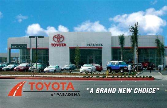 Toyota and Scion Pasadena 1
