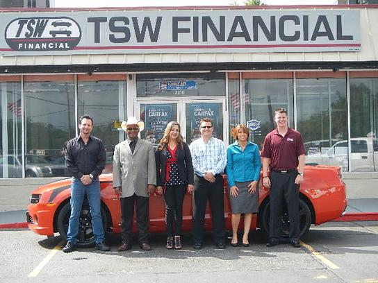 TSW Financial