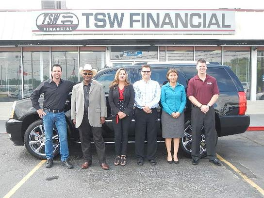 TSW Financial 1
