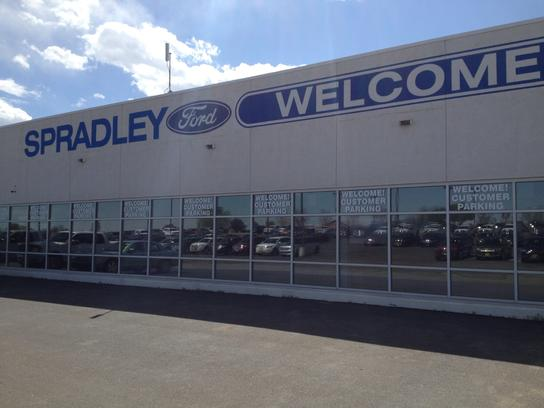 spradley ford lincoln car dealership in pueblo co 81008