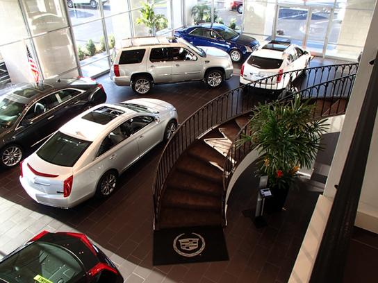 Val Ward Cadillac car dealership in FORT MYERS, FL 33907 ...