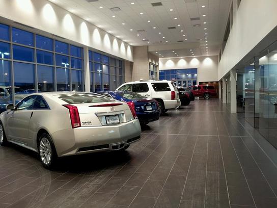Herb Chambers Cadillac >> Herb Chambers Cadillac Car Dealership In Warwick Ri 02886