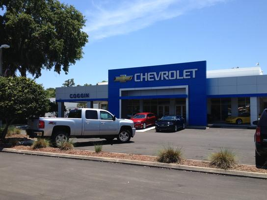 Coggin Chevrolet at the Avenues 1