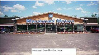 Macdonald Motors Chrysler Jeep Dodge