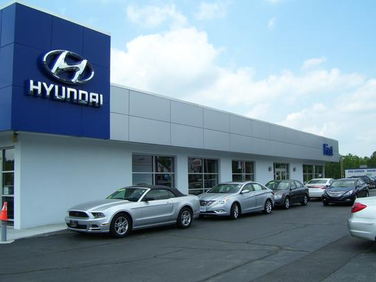 First Hyundai 2