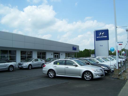 Attractive First Hyundai Car Dealership In North Attleboro, MA 02760 | Kelley Blue Book