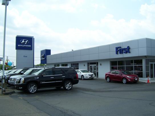 First Hyundai Car Dealership In North Attleboro, MA 02760 | Kelley Blue Book
