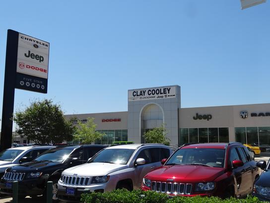Clay Cooley Chrysler Dodge Jeep Ram 1