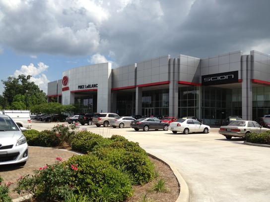 Toyota Baton Rouge >> Price Leblanc Toyota Car Dealership In Baton Rouge La 70817