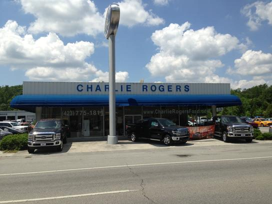 Charlie Rogers Ford
