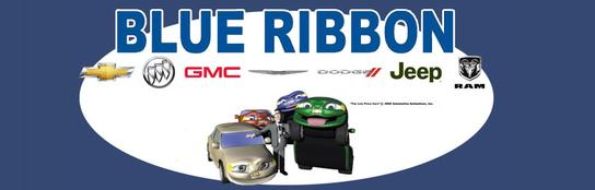 Blue Ribbon Chevrolet Buick GMC car dealership in Sallisaw ...