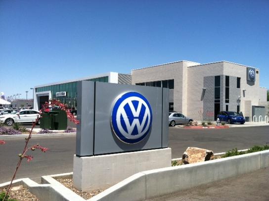 Larry H. Miller Volkswagen Tucson car dealership in Tucson ...