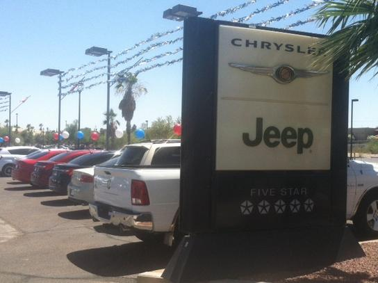 Larry H. Miller Chrysler Jeep Tucson 2