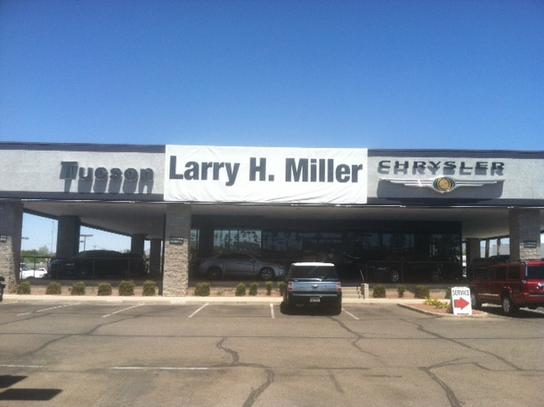 Larry H. Miller Chrysler Jeep Tucson 3