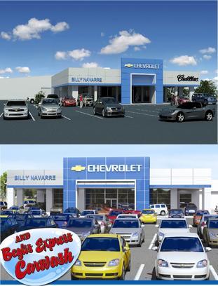 Billy Navarre Chevrolet car dealership in Sulphur, LA ...