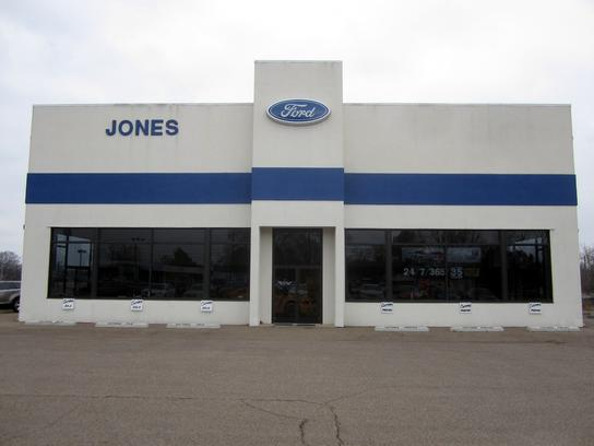Jones Ford Car Dealership In Savannah Tn 38372 3124