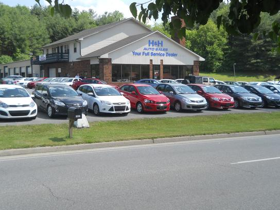 H & H Auto Sales of Galax