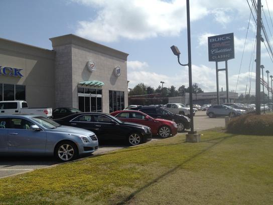 Classic Buick GMC Cadillac Car Dealership In Montgomery AL - Gmc cadillac dealer