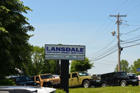 Lansdale Chrysler Jeep Dodge Ram 3