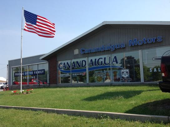 Canandaigua Chrysler Dodge Jeep RAM