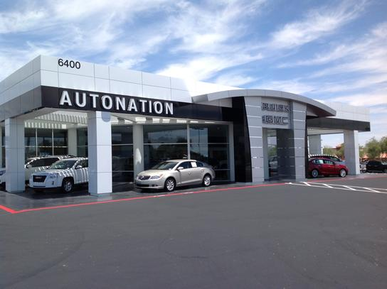 AutoNation Buick GMC West Sahara Car Dealership In Las Vegas NV - Dealer buick