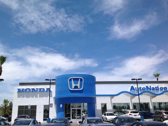 AutoNation Honda East Las Vegas car dealership in Las ...