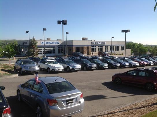 Autonation Subaru Dealer >> Autonation Subaru West Car Dealership In Golden Co 80124 Kelley