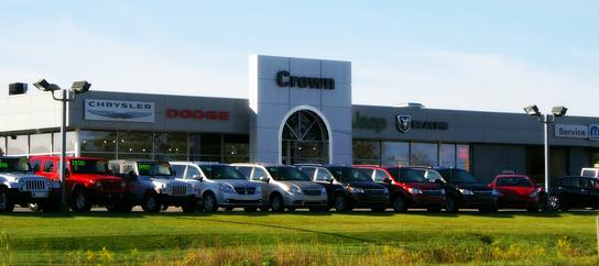 Crown Chrysler Dodge Jeep Ram